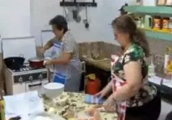 Reportaje sobre el libro Harina la que Admita en los informativos de Canal Extremadura TV